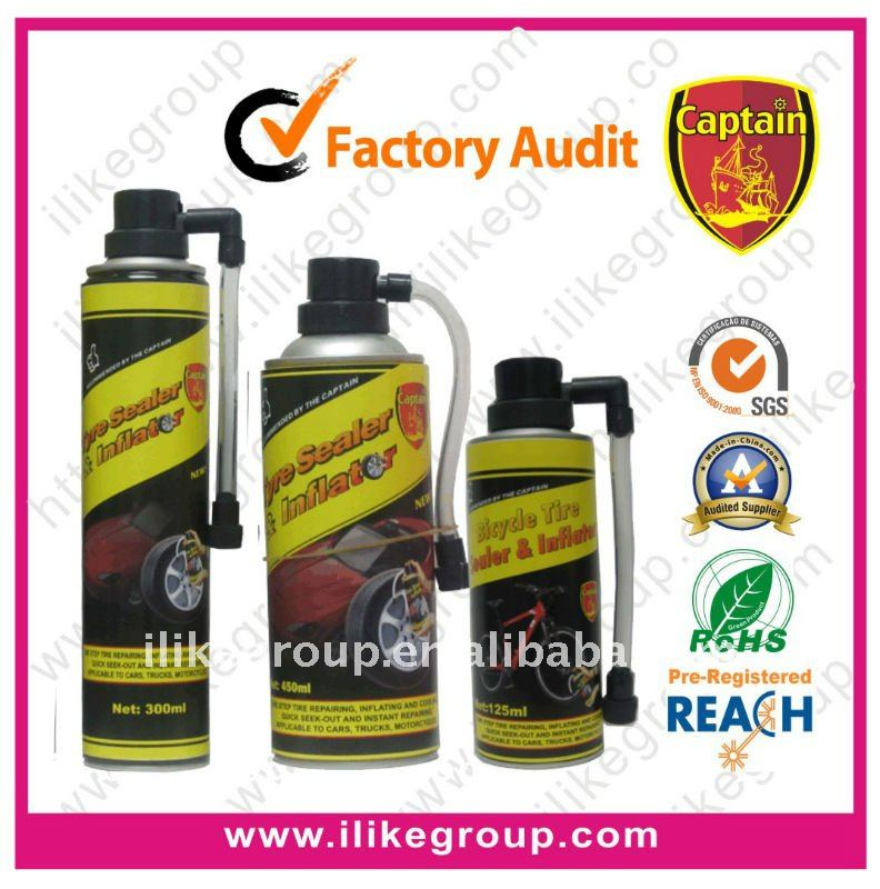 tyre sealant & inflator auto emergency tool kit