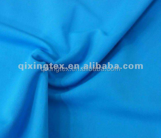 polyester spandex microfiber dye fabric for swimwear