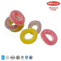 Wholesale colour orange ring pop candy