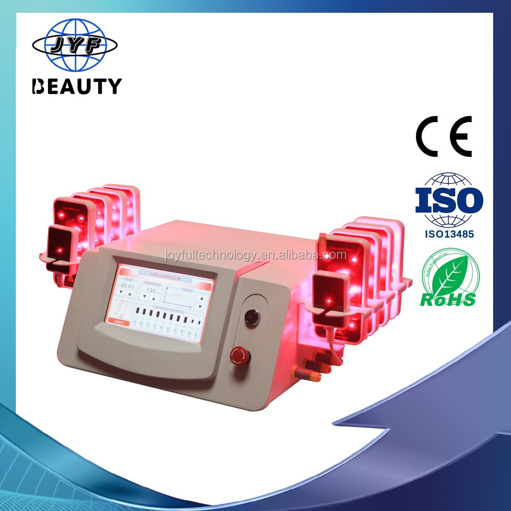 beauty clinic equipment lipo light machine lipo light led weight loss diode lipolysis lumislim