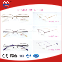 Ready Made Titanium Optical eyeglasses frame Japanese Technology Optical frames