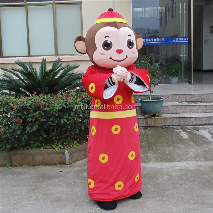 China factory classical design united nations national mascot costume
