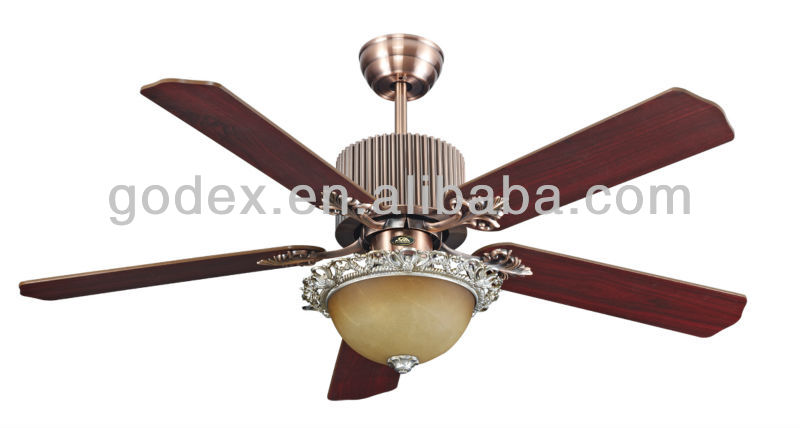 52 Wooden Ceiling Fan With Light Buy Wooden Ceiling