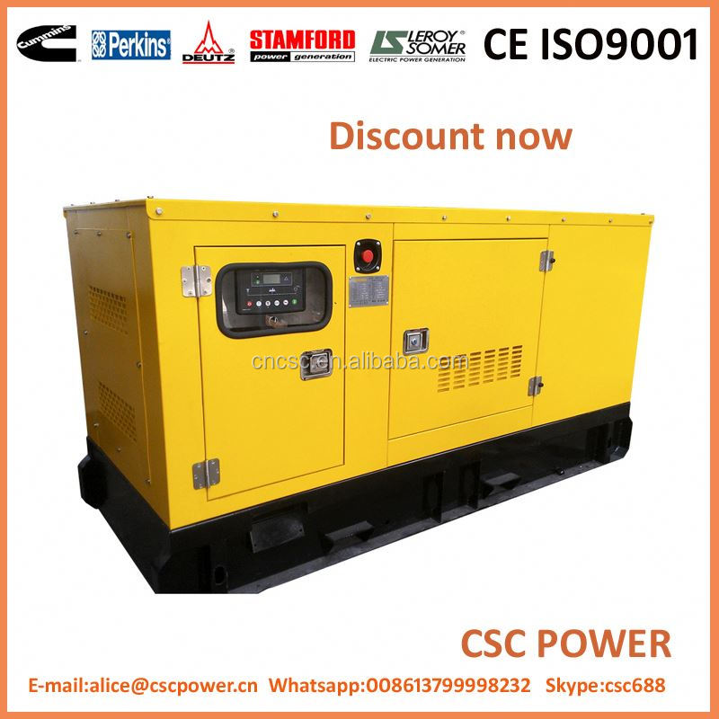 125kva generator prices with CE ISO