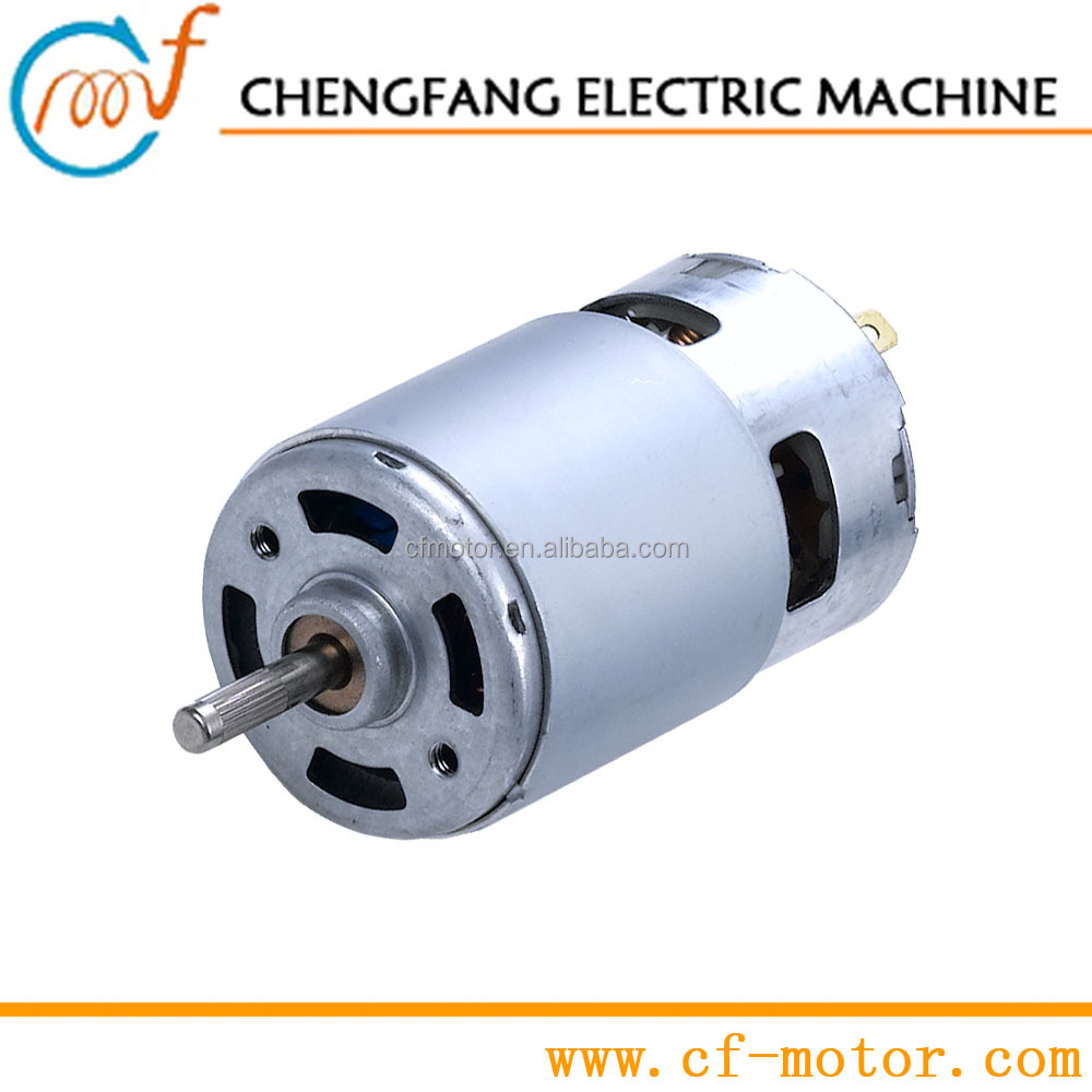 electric motor for grinder RS-750H 755H
