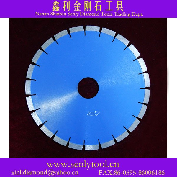 For Concrete Cutter Durable Diamond Saw Blade For Quarry Machine