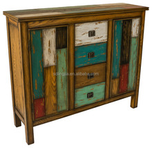 Oak Wood French Antique Elegant Classic Italy Design Furniture