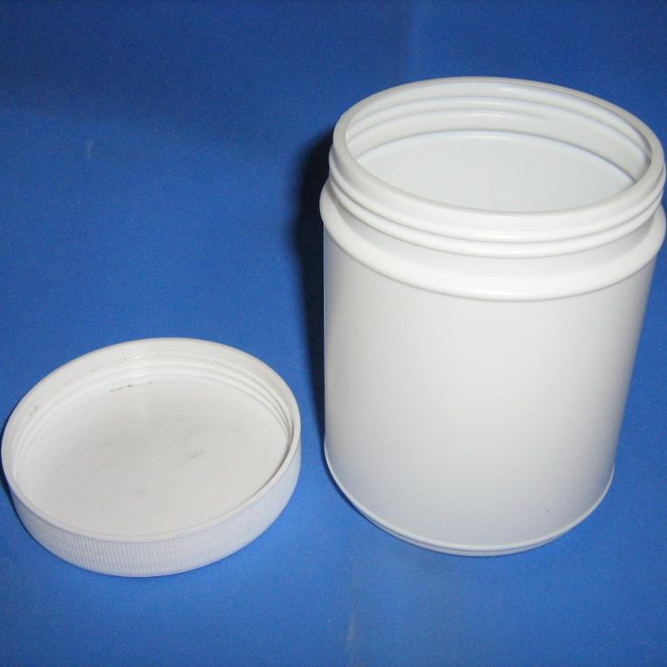 500ml Plastic Wide Opening or Mouth Bottle or Jar with Material HDPE, PET, <strong>PP</strong>, PVC, PC for Candy, Powder, Cream etc. Storage