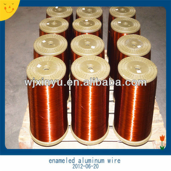 Insulated copper clad aluminum heating wire for fan mortors