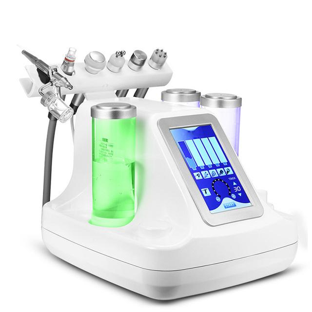 Home Use Facial Diamond Dermabrasion Multifunction Beauty Water Aqua Peel Dermabrasion Machine