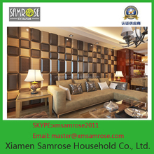 2015 environmental modern cheap decorative panel house hall 3d china import items decor for home