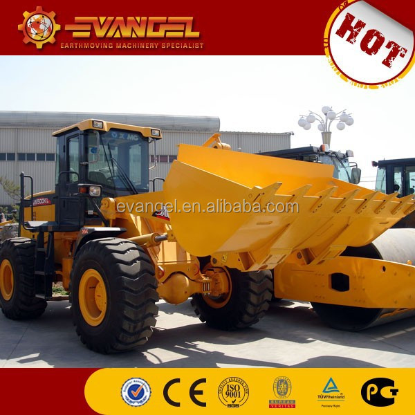XCMG/XGMA 3/4/5 ton Wheel Loader lawn tractor mini front end loader