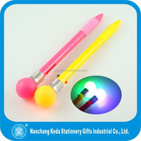 low price plastic led pen light for promotion