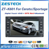 ZESTECH Auto dvd gps for Kia Rondo (2006-2011) car radio dvd car stereo auto parts multi-languages navigation