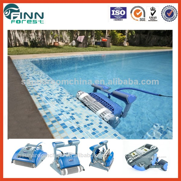 commercial use cleanning robot machine cleaning swimming pools