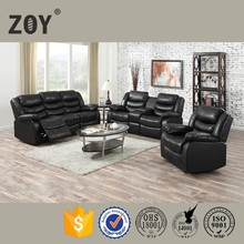 arab style air leather modern living room furniture sofa Zoy-9393F