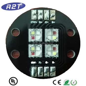 OEM & ODM Special LED PCB design and PCBA assembly