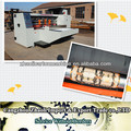 hebei machinery rotary die cutting machine for carton price good/carton forming machine