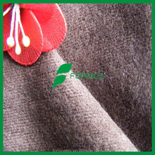 china manufacture brushed alova fabric