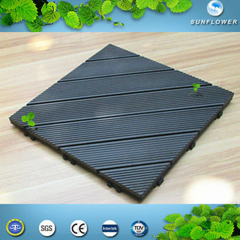 water proof wood plastic composite decking wpc solid board