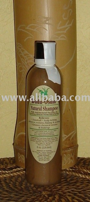 100% all natural dudu-osum shampoo 8 oz.