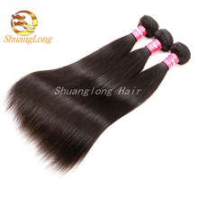 10A Xuchang factory directly wholesale 100 Human Virgin Remy Brazilian Human Straight Hair