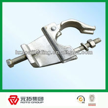 Scaffolding 48.3mm EN74 Class B Double fixed coupler