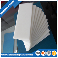 recycling wear resistant engineering plastics uhmwpe material products for sale