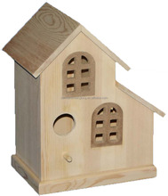 Serviceable customized shape wooden pigeon cage