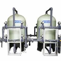 China XiXi 50t iron filter hard water