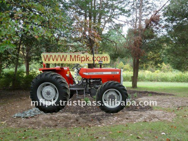 Massey Ferguson Mf 385 4wd tractors Pakistan Assembled farm Machinery