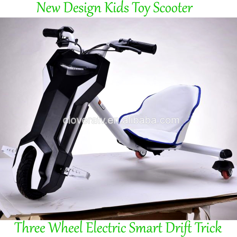 Cheap Price 3 Wheel Drift Trick Scooter Motor Bike with CE ISO