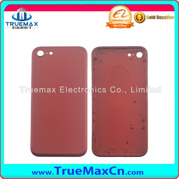 High Character Housing Battery door Back Cover for iPhone 7