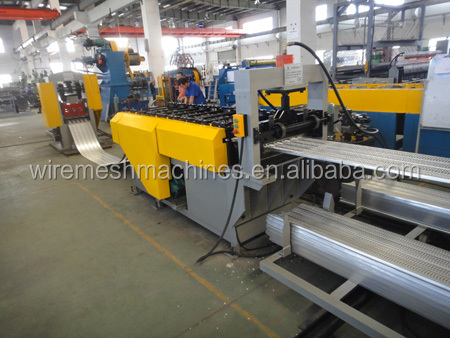 Hi-Rib Formwork Mesh Machine/Hi-rib lath production line/hi-rib formwork making machine