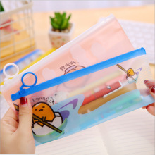 fancy lovely waterproof small pvc pencil bag