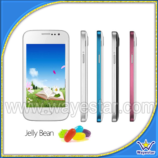 4 inch mini 950 android 4.2 dual sim SC6820 hot sell phone