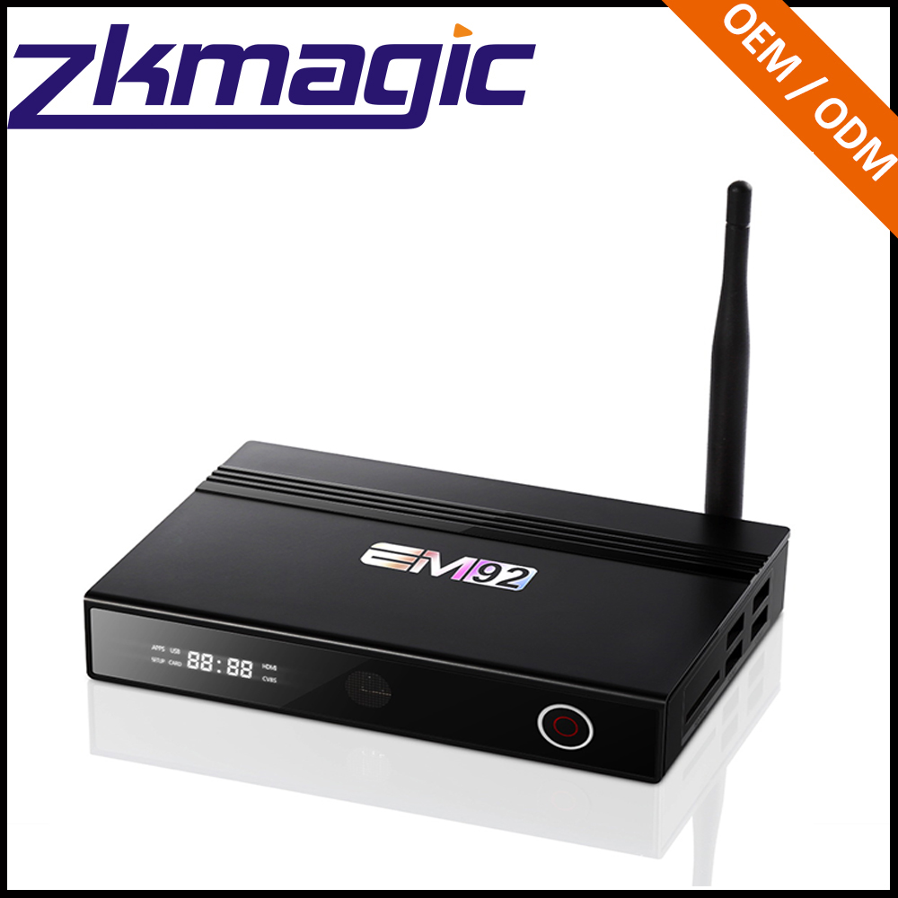 Set Top Box Android TV box DVB T2S2 T2S2   Vmade