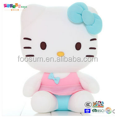 Custom Plush hello kitty, Soft Plush Toy Hello Kitty wholesale, Hello kitty Plush