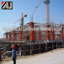 REusable construction metal formwork for high-rise building