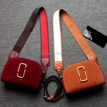 GL205 2016 new handbag Messenger bag shoulder bag retro small square female mini leather matte camera bag