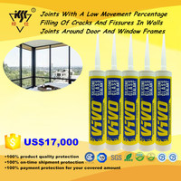 Joints With A Low Movement Percentage/Filling Of Cracks And Fissures In Walls/Joints Around Door And Window Frames