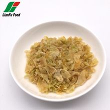 Dried vegetables artificial cabbage flakes for instant noodle