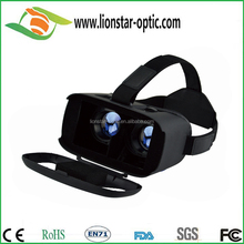 Promotion Google Cardboard VR BOX Virtual Reality 3D Glasses+Bluetooth Remote Gamepad