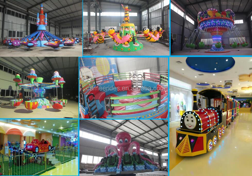 Popular Exported to South American Countries Transportable Amusement Miami Trip Rides with Trailer