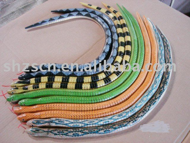 Wooden Snake/promotional toys