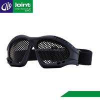 Eye Protective Motocross Goggles Iron Net Lens Motorcycle Helmet Goggles