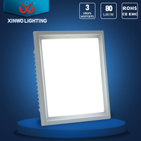 ceiling light color changing led panel light for led kitchen lighting