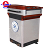Hot sale Digital Lectern for Church for lectern platform with wheels acrylic pulpits for church