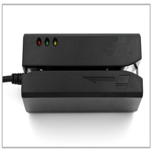 USB Magnetic Stripe Card Reader Writer Which do not Need to Install the Driver