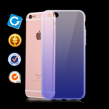 Crystal Clear PC Back TPU Bumper / Screen Protector [anti Drop/Shock Absorption Technology]cellphone case For Apple iphone
